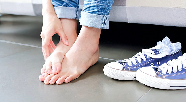 Get Foot Fungus Out of Shoes