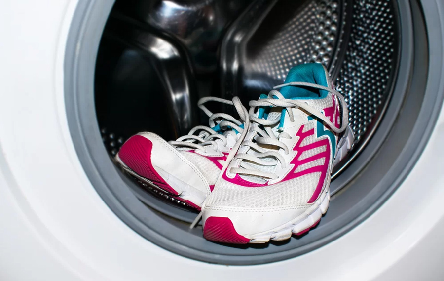 Place Your Shoes in the Dryer