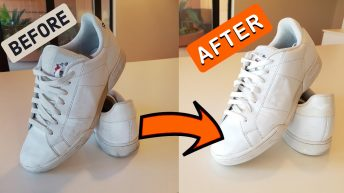 How to Wash Stinky Shoes in Washing Machine