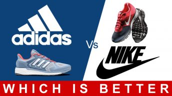 Adidas vs Nike Shoes