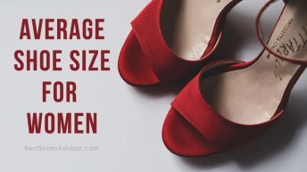 Average Shoe Size for Women By Height
