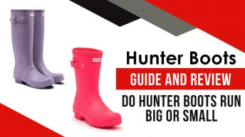 Do Hunter Boots Run Big or Small
