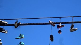 Why Do People Throw Shoes Over Power Lines