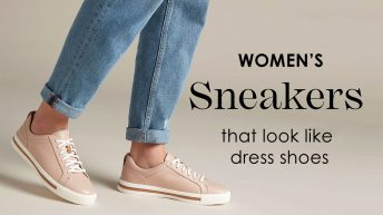 Women Sneakers that Look Like Dress Shoes